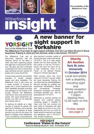 Insight newsletter