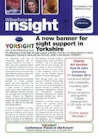 Front page of Insight Autumn 2014